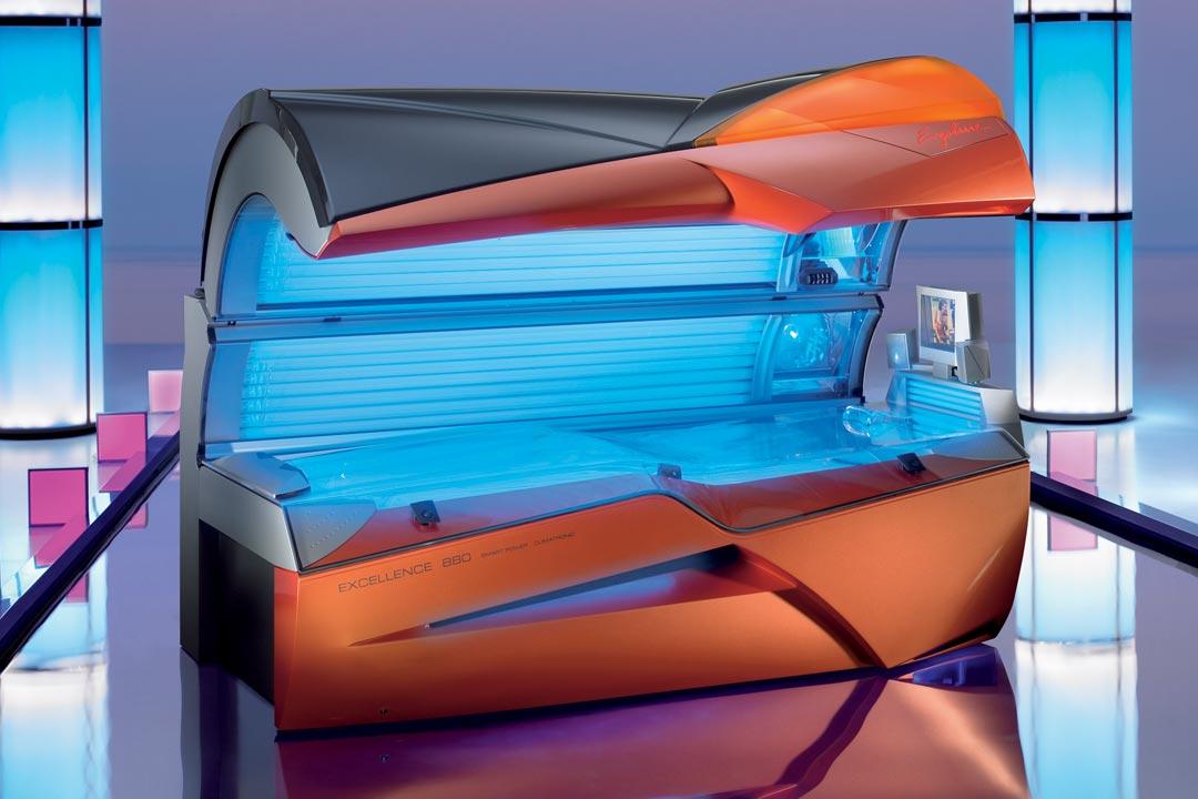 51 Lampen • 3 Gezichtbruiners • Aromatherapie, Aquanevel • Sound system • Comfort ligvlak • Voice guide • Schouderbruiner